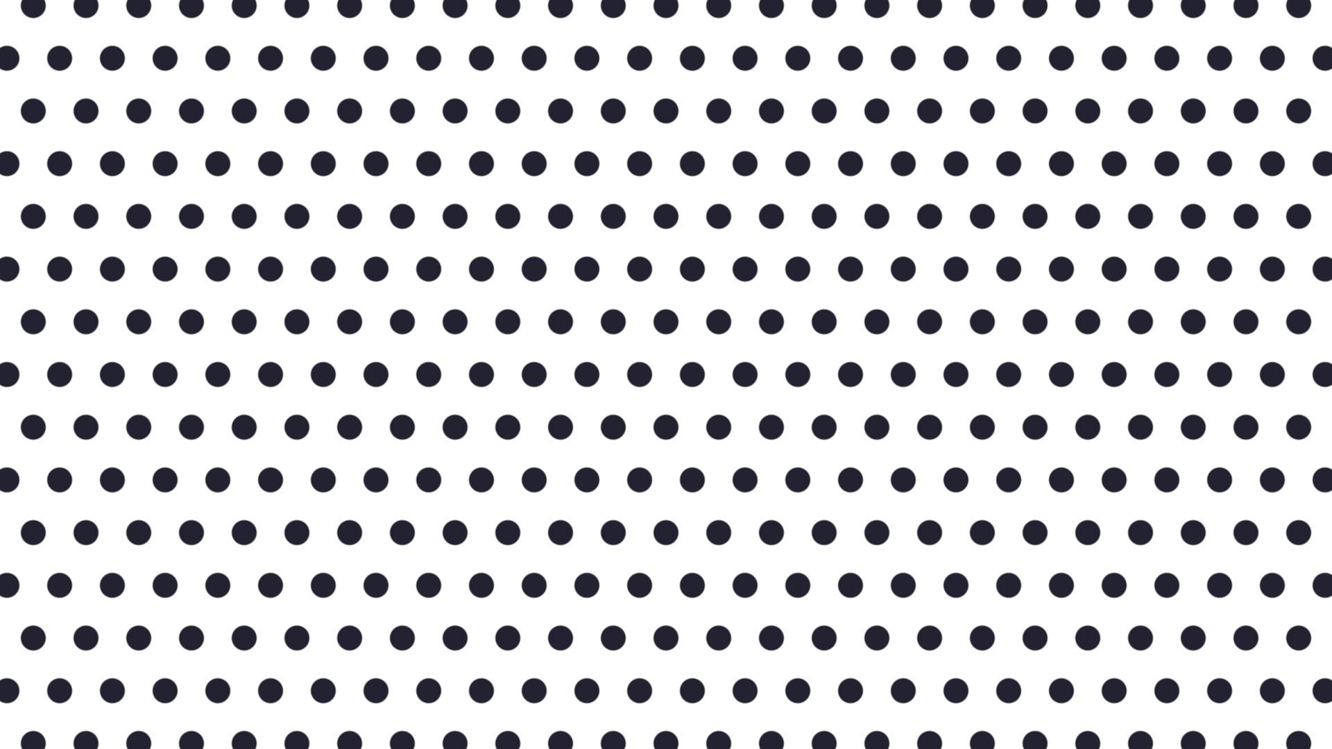 小さい黒色ドット背景。1920×1080