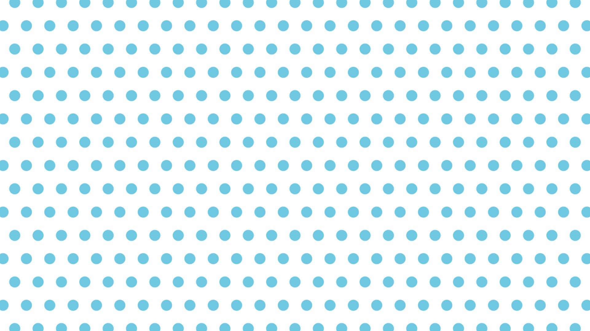 小さい青いドット背景。1920×1080
