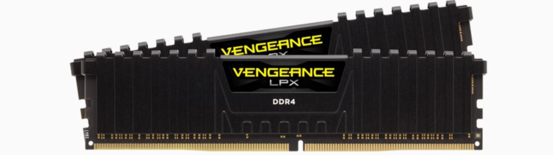AviUtlにオススメPCスペック:メモリはCORSAIR CMK16GX4M2A2666C16 8GB 2枚組