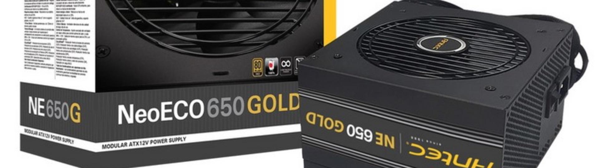 AviUtlにオススメPCスペック:電源はANTEC NeoECO Gold NE650G