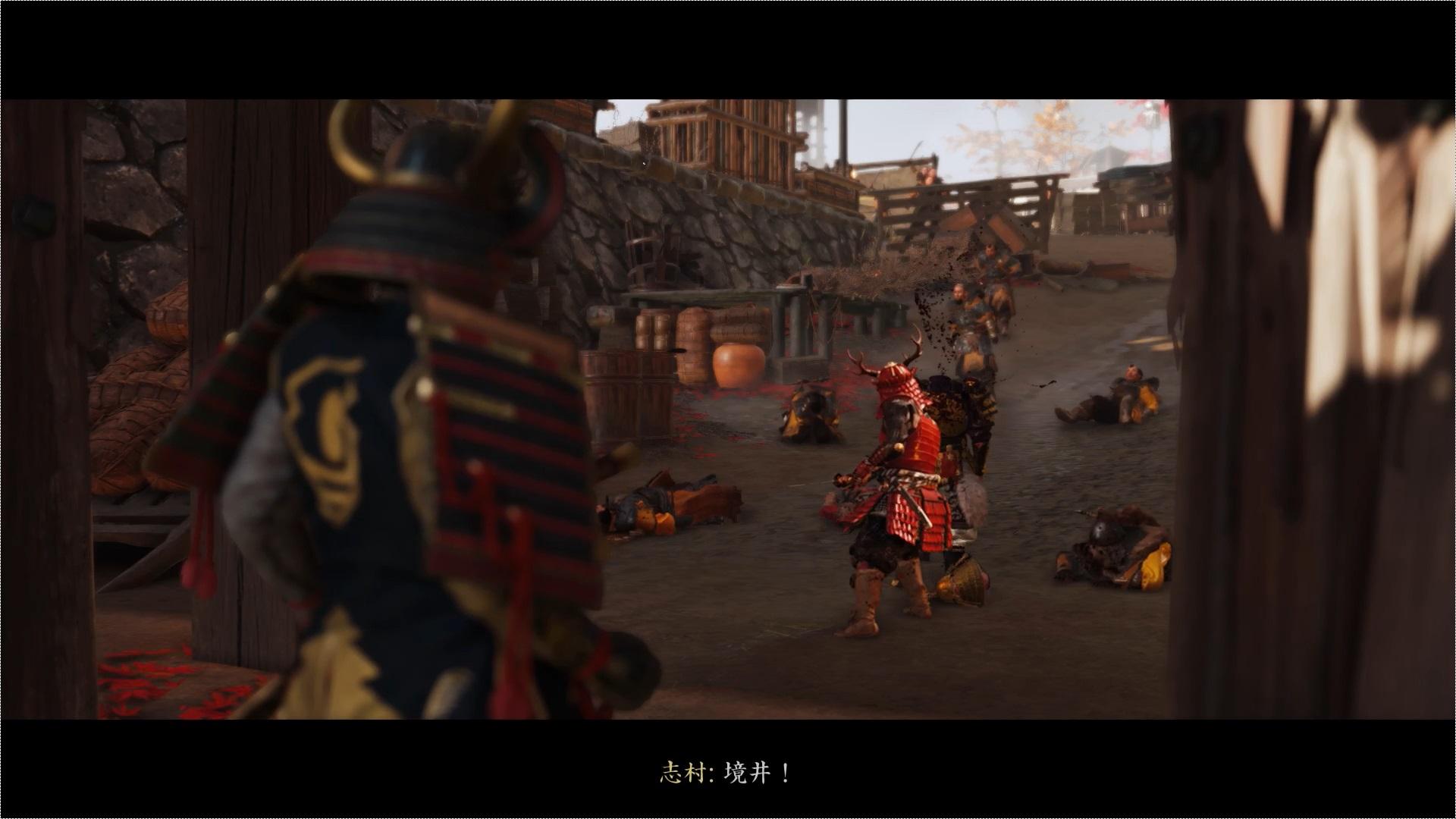 仁は毒を使い蒙古兵を恐怖に陥れる。その姿を見た志村殿は誉れある武士を忘れるなと諭すが・・・