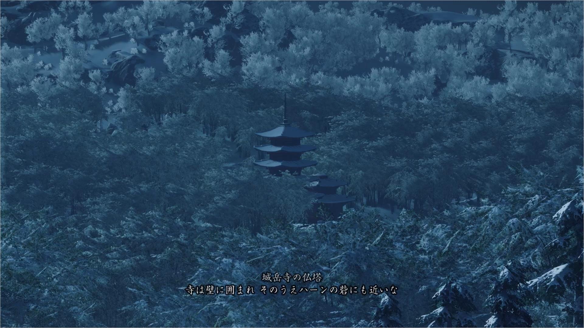 城岳寺は壁に囲まれ、ハーンの砦に近いため、良い野営地になると判断。蒙古兵を一掃することにします。